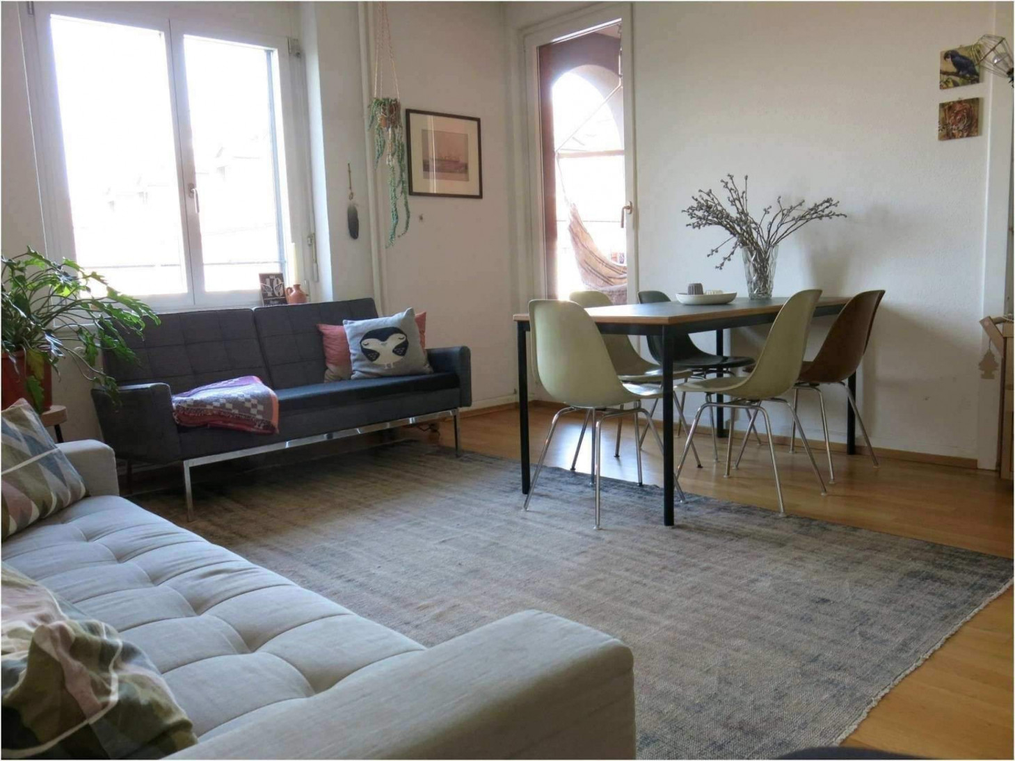 30 Luxus Kleines Wohnzimmer Mit Essbereich Einrichten von Wohnzimmer Mit Esstisch Einrichten Bild
