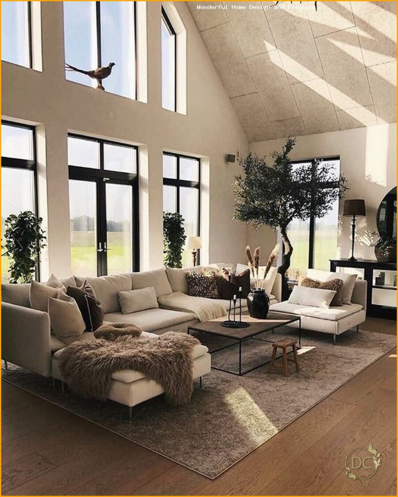 31 Bewundernswerte Moderne Wohnzimmerdesignideen Die Sie von Wohnzimmer Design Ideen Photo