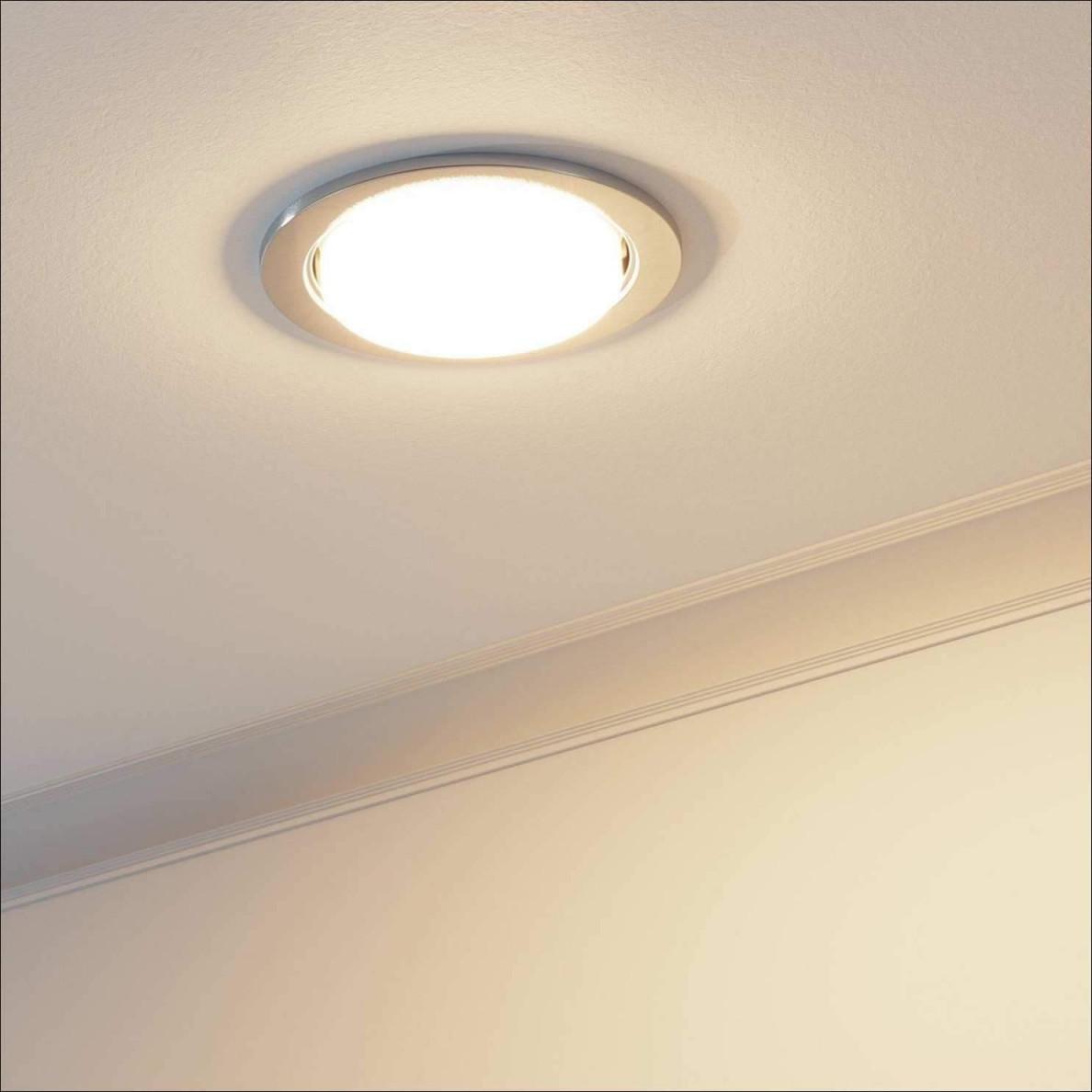 31 Einzigartig Wohnzimmer Deckenlampe Led Elegant von Wohnzimmer Lampe Flach Bild