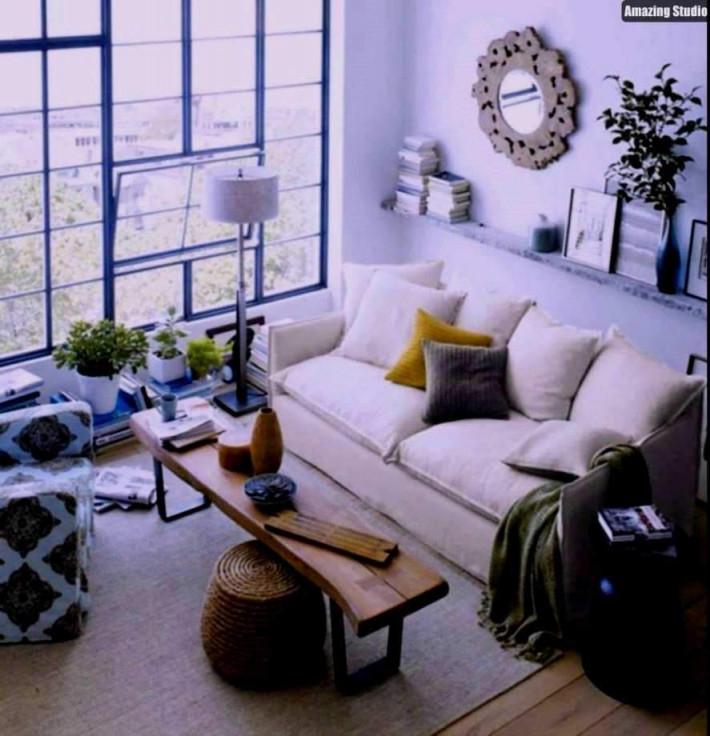 32 Luxus Kleine Wohnzimmer Modern Einrichten Genial von Kleines Wohnzimmer Einrichten Ideen Modern Bild