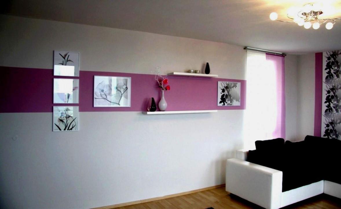33 Reizend Wohnzimmer Ideen Wandgestaltung Streifen Schön von Wände Gestalten Wohnzimmer Photo