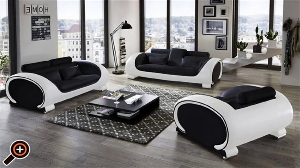 34 Wohnzimmer Design Schwarz Weiß Blakutak 86  Youtube von Wohnzimmer Ideen Schwarz Weiß Photo