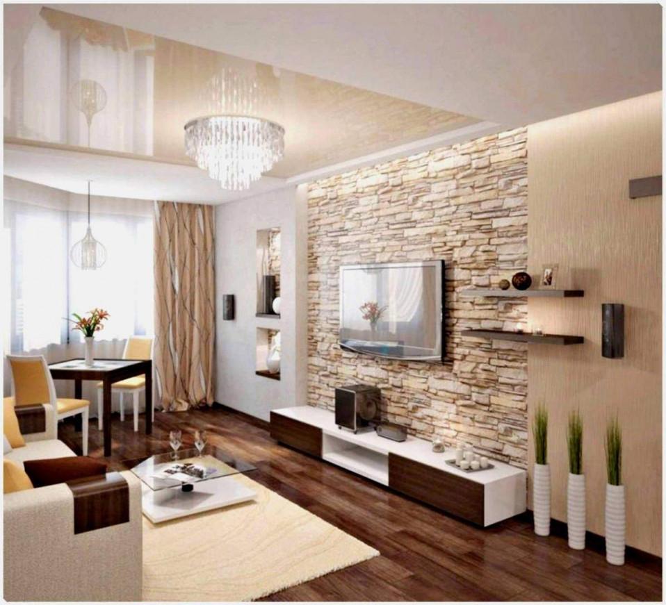 35 Genial Wohnideen Wohnzimmer Wandgestaltung Reizend von Moderne Wohnzimmer Wandgestaltung Bild