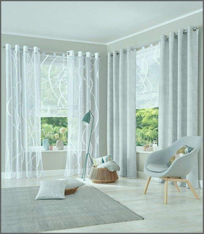 36 Elegant Wohnzimmer Vorhang Einzigartig  Wohnzimmer Frisch von Gardinen Wohnzimmer Grau Weiß Bild