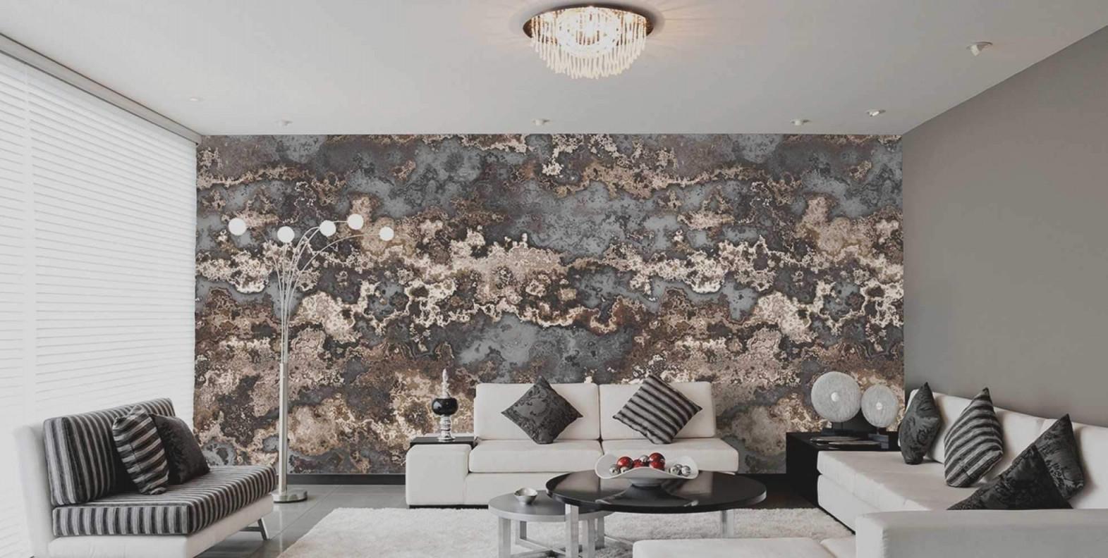 37 Luxus Tapeten Kombinationen Wohnzimmer Reizend von Moderne Vliestapeten Wohnzimmer Bild