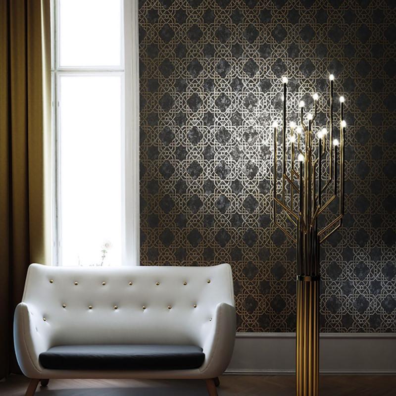 4 Edle Tapeten Wohnzimmer In 2020  Dream Home Design Home von Edle Tapeten Wohnzimmer Bild