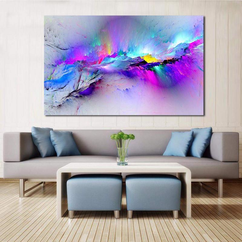 40 Elegant Bilder Wohnzimmer Abstrakt Schön  Wohnzimmer Frisch von Wohnzimmer Bilder Auf Leinwand Bild