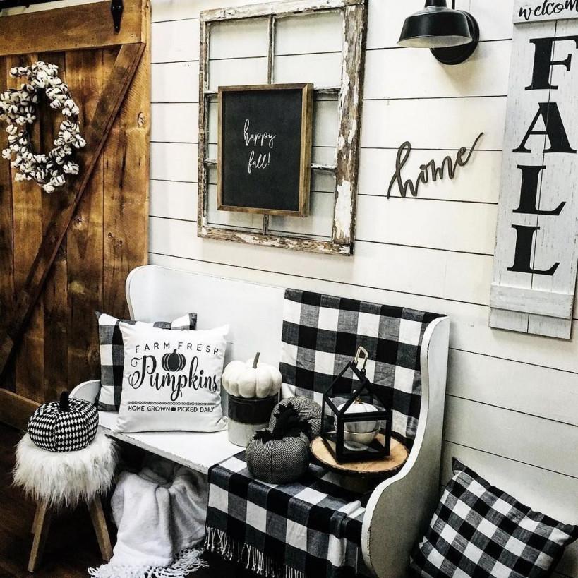 44 Schöne Schwarz Und Weiß Wohnzimmer Ideen  Wohnzimmer von Wohnzimmer Ideen Schwarz Weiß Photo