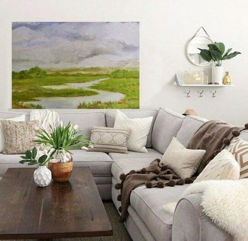 46 Moderne Kleines Wohnzimmer Dekoideen  19  Sind Sie Auf von Suche Deko Für Wohnzimmer Photo