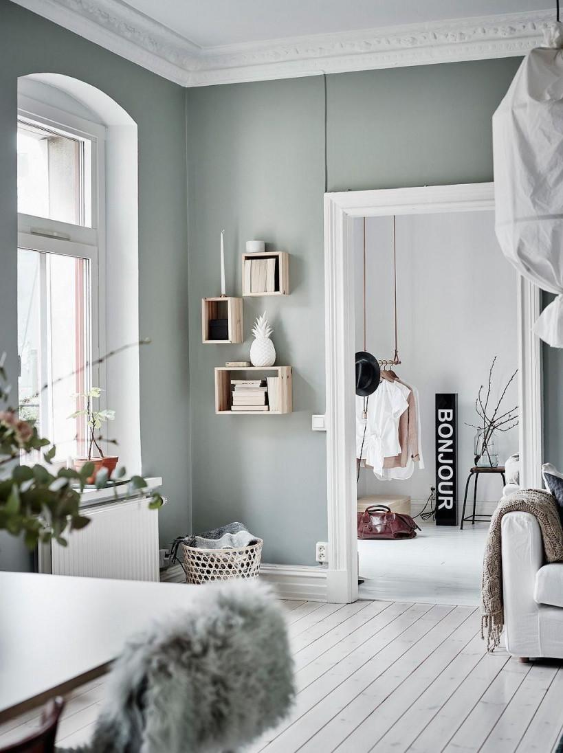51 Schlafzimmer Ideen Grau Grün  Dreamy Living Room Living von Wohnzimmer Grau Grün Deko Photo