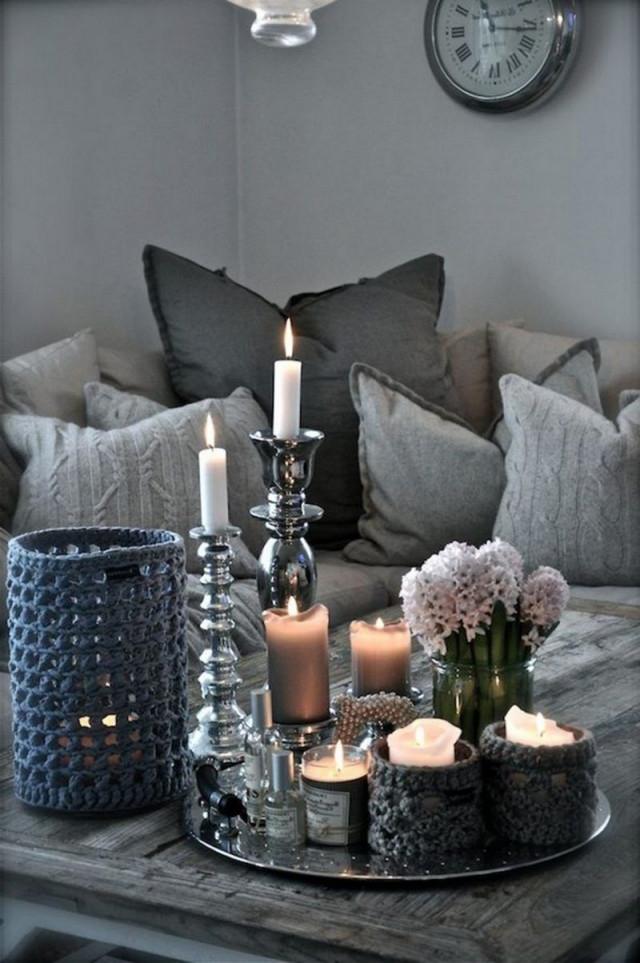53 Minimalistische Diy Deko Ideen Für Moderne Wohnzimmer von Deko Tisch Wohnzimmer Bild
