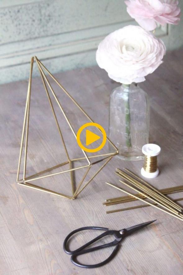 53 Minimalistische Diy Deko Ideen Für Moderne Wohnzimmer von Diy Wohnzimmer Deko Bild