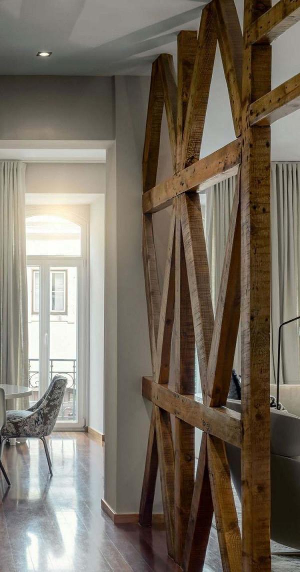 55 Raumteiler Ideen Mit Einmaligem Dekor Räume Definieren von Raumtrenner Ideen Wohnzimmer Photo