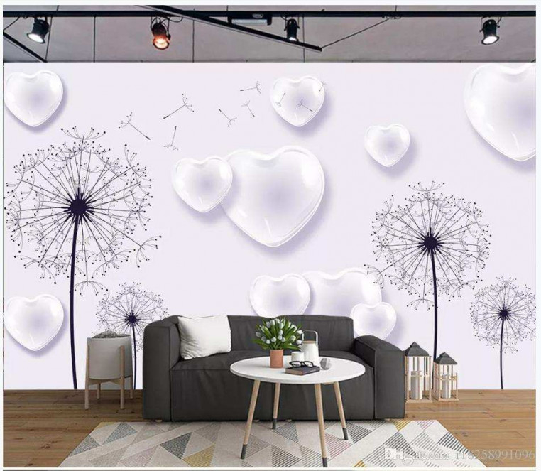 59 Genial 3D Tapeten Wohnzimmer Frisch  Tolles Wohnzimmer Ideen von 3D Wohnzimmer Tapeten Bild