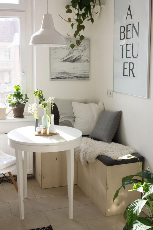 Abenteuer Im Küchendschungel  Esszimmer Inspiration von Sitzecke Ideen Wohnzimmer Photo