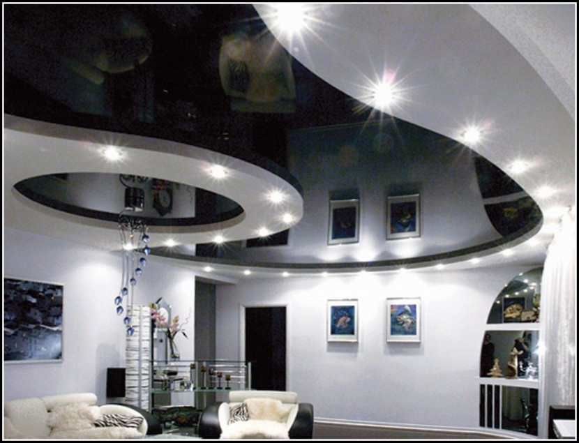 Abgehängte Decke Beleuchtung Selber Bauen In 2020 von Decken Deko Wohnzimmer Photo
