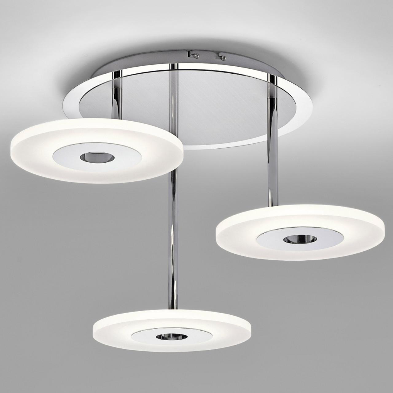 Adali Leddeckenleuchte Dimmbar Per Lichtschalter von Deckenlampe Wohnzimmer Dimmbar Bild