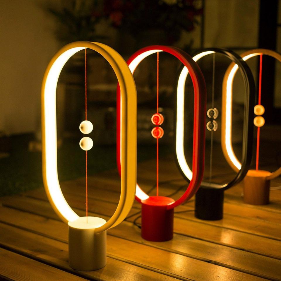 Allocacoc Heng  Design Led Lampe  Ausgefallene Leuchte Für von Led Lampe Wohnzimmer Photo