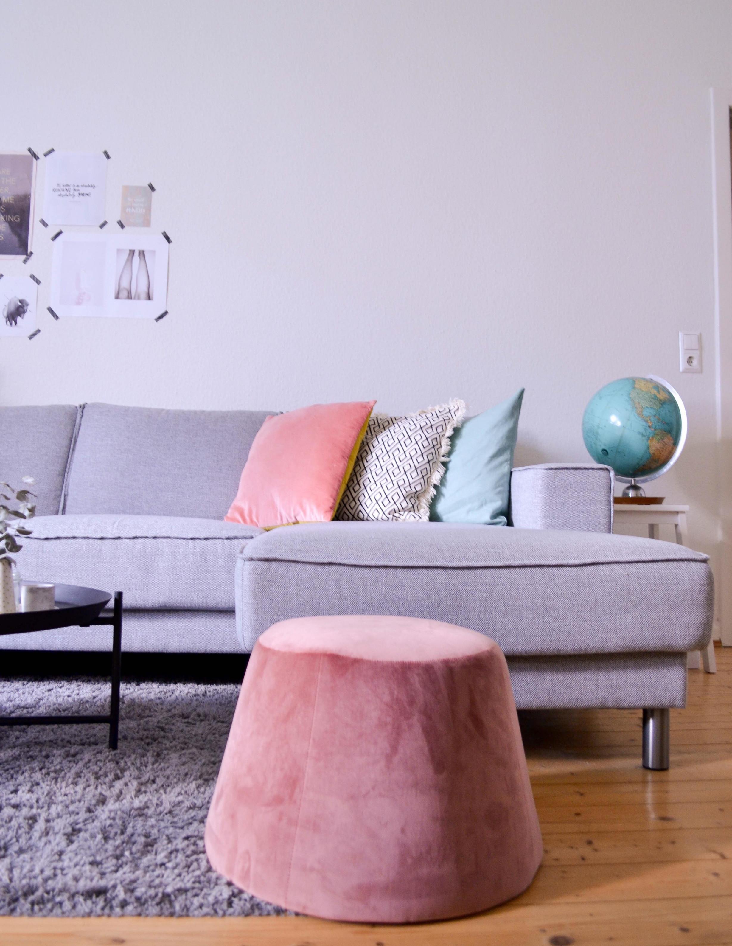 Altrosa • Bilder  Ideen • Couch von Wohnzimmer Ideen Grau Rosa Photo