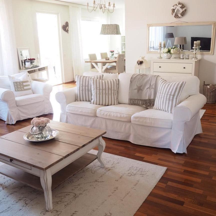 Angebote Von Unseren Baumärkten Und Onlineshop  Wohnzimmer von Deko Landhausstil Wohnzimmer Bild
