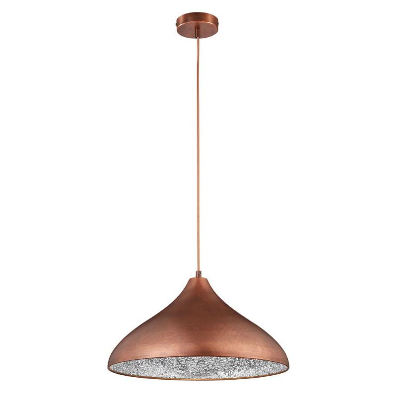 Antik Pendel Leuchte Wohnzimmer Beleuchtung Hänge Lampe Licht Kupfer E27  Licht von Kupfer Lampe Wohnzimmer Bild