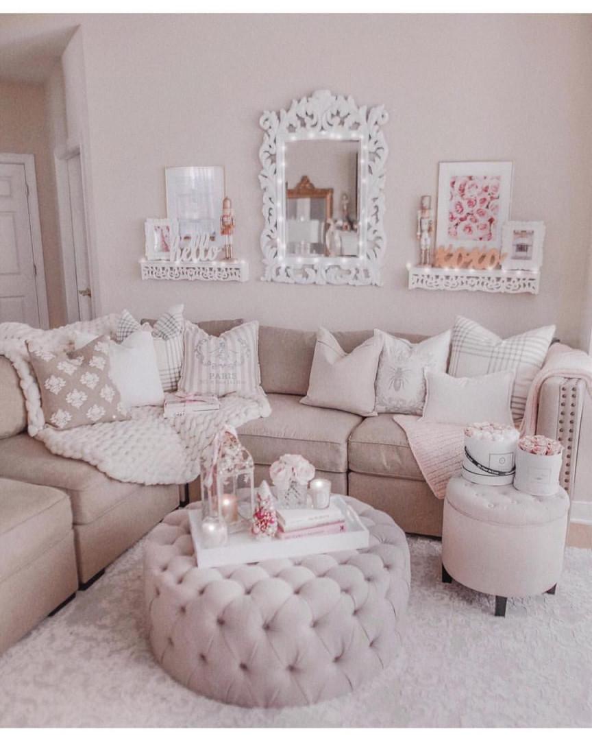 Anzeigewerbung• 🌸wohnzimmer 🌸 Wohnen Interior M Sch von Wohnzimmer Deko Rosa Photo