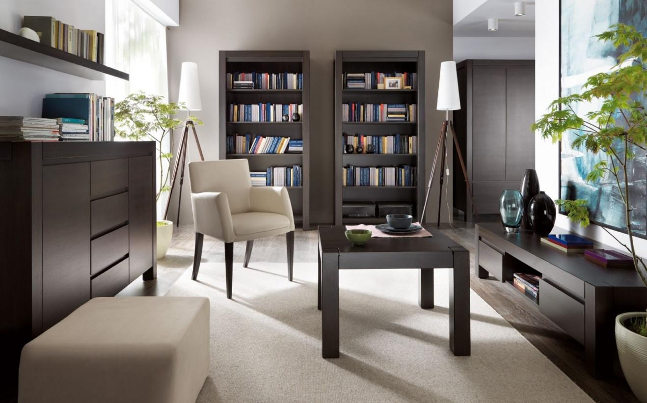 Attraktiv Wohnzimmer Dunkle Möbel  Möbel Wohnzimmer von Wohnzimmer Ideen Dunkle Möbel Bild