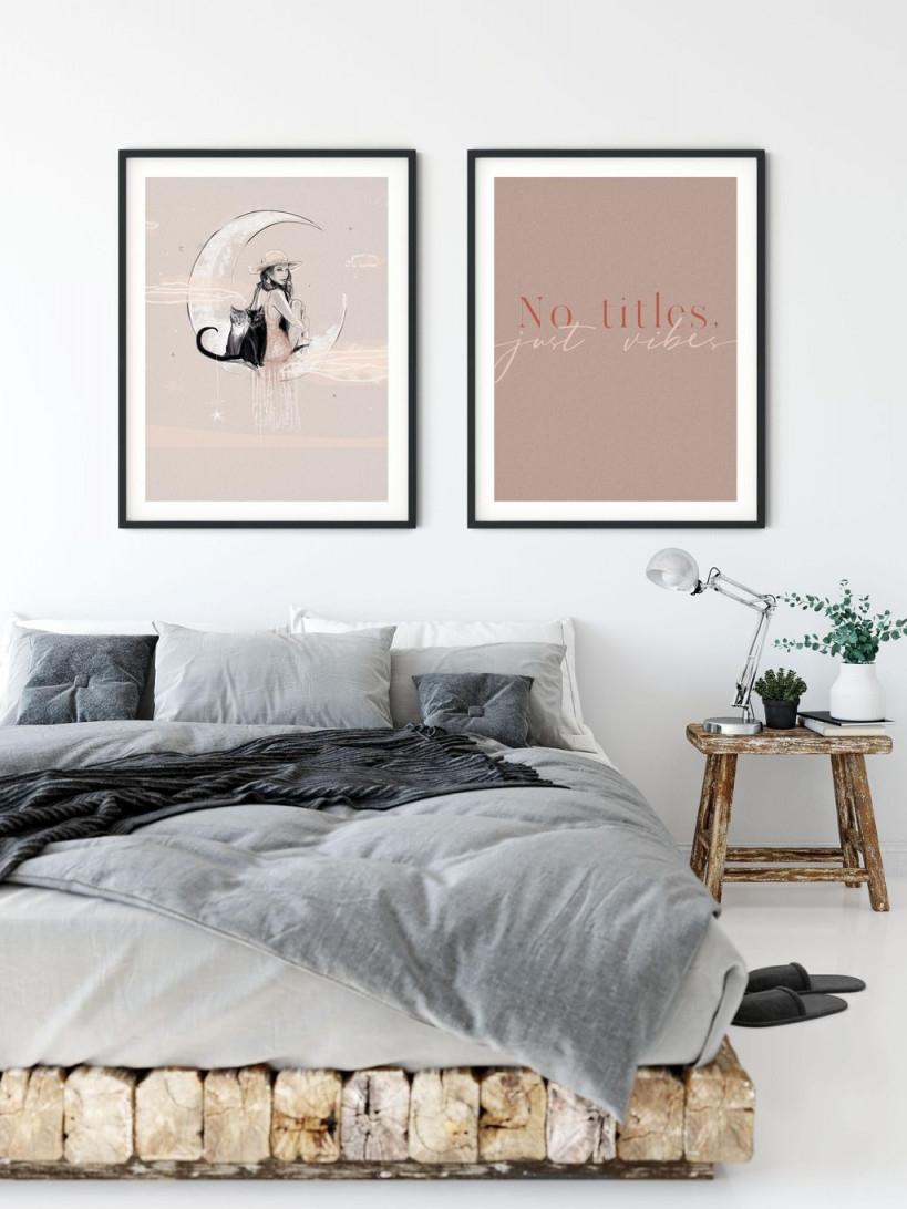 Bedroom • Bilder  Ideen In 2020  Schlafzimmer Dekorieren von Wandbilder Ideen Wohnzimmer Photo