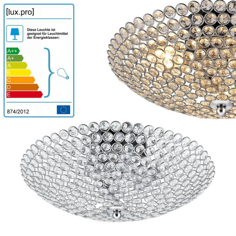 Beleuchtung Kronleuchter Deckenlampe Für Wohnzimmer Kristall von Deckenleuchte Wohnzimmer Kristall Photo