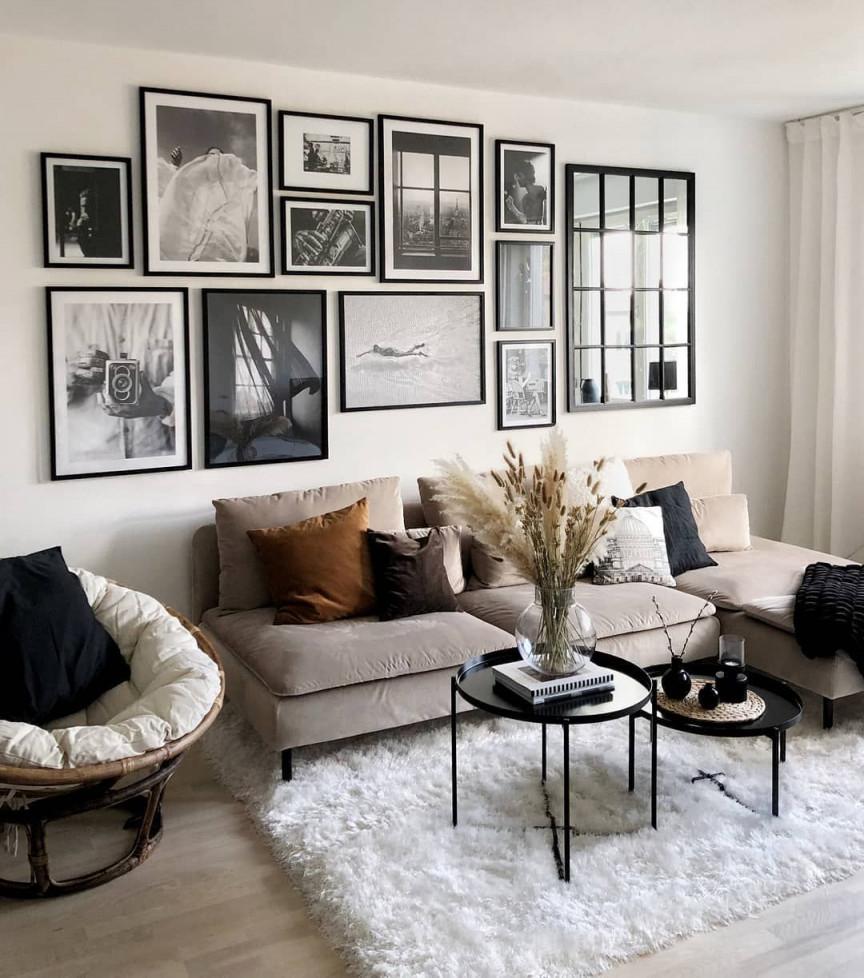 """Bemz On Instagram """"We ❤️ Seeing Our Products In Our von Deko Beige Wohnzimmer Bild"""