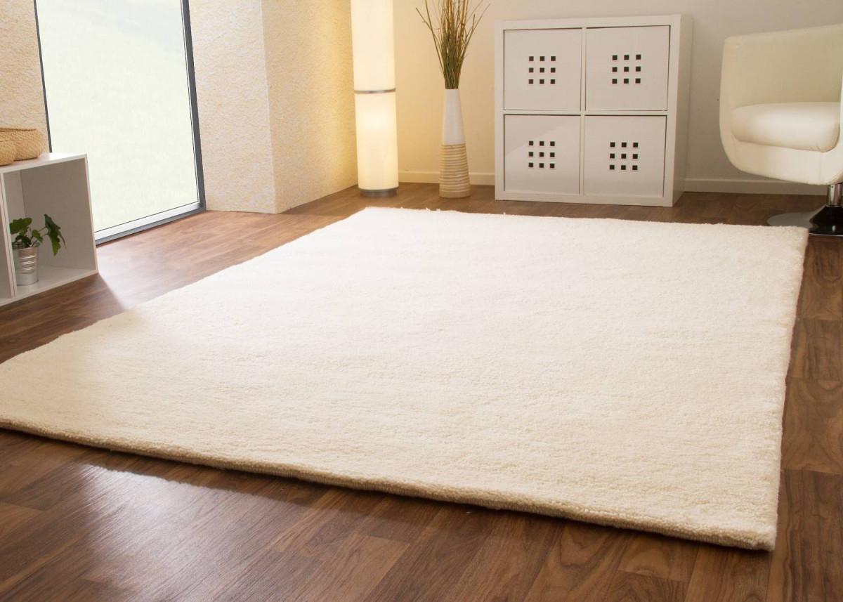 Berber Teppich Nador 1515 Double von Wohnzimmer Teppich 300X300 Photo