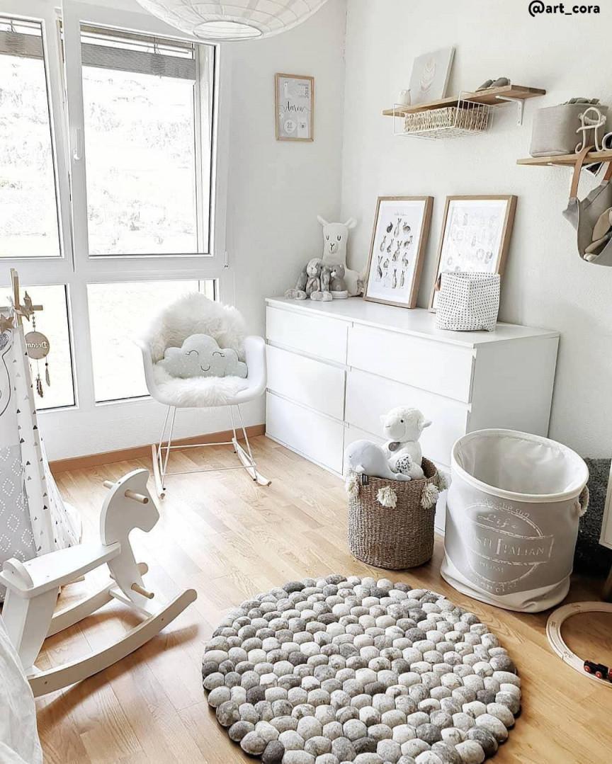 Bezaubernde Kinderzimmer Bei Uns Kommen Auch Die Kleinen von Deko Mobile Wohnzimmer Photo