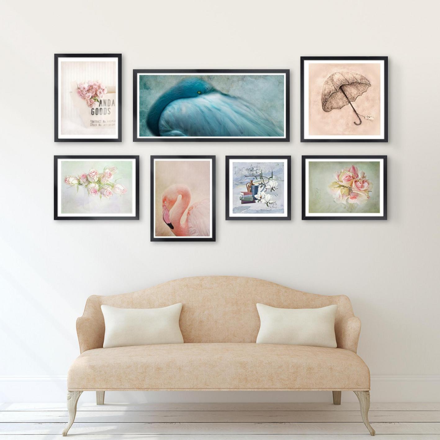Bild Anordnen • Bilder  Ideen • Couch von Bilder Anordnen Wohnzimmer Bild