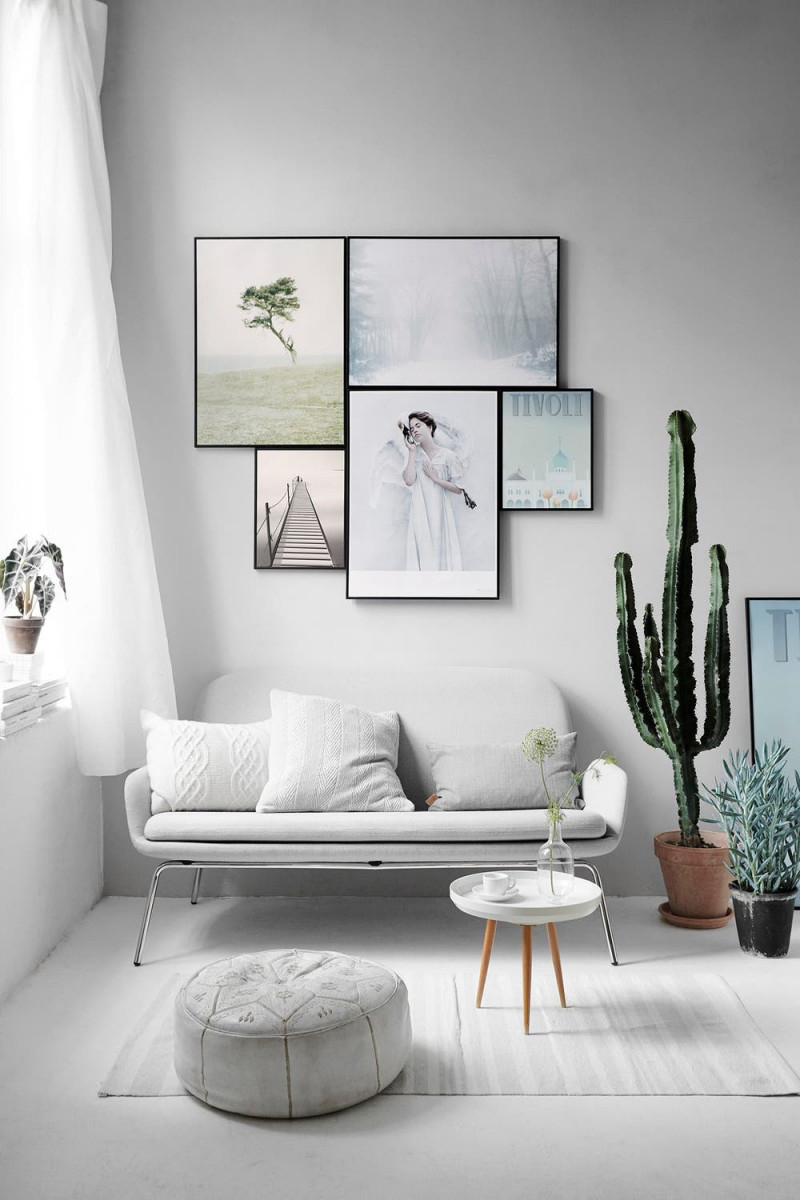 Bilder Aufhängen Tipps Und Inspirationen So Hängen Sie von Bilder Im Wohnzimmer Aufhängen Photo