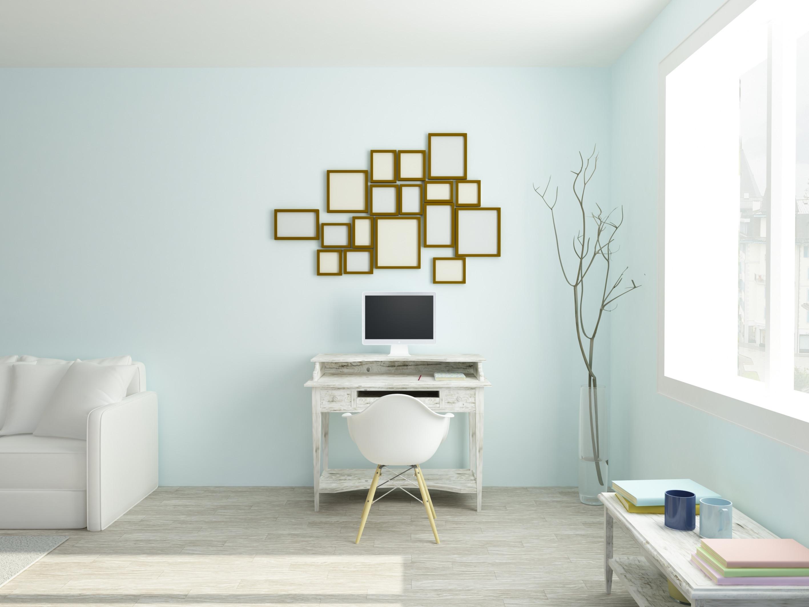 Bilder In Der Neuen Wohnung Aufhängen – So Wird Es Schön von Bilder Im Wohnzimmer Aufhängen Photo