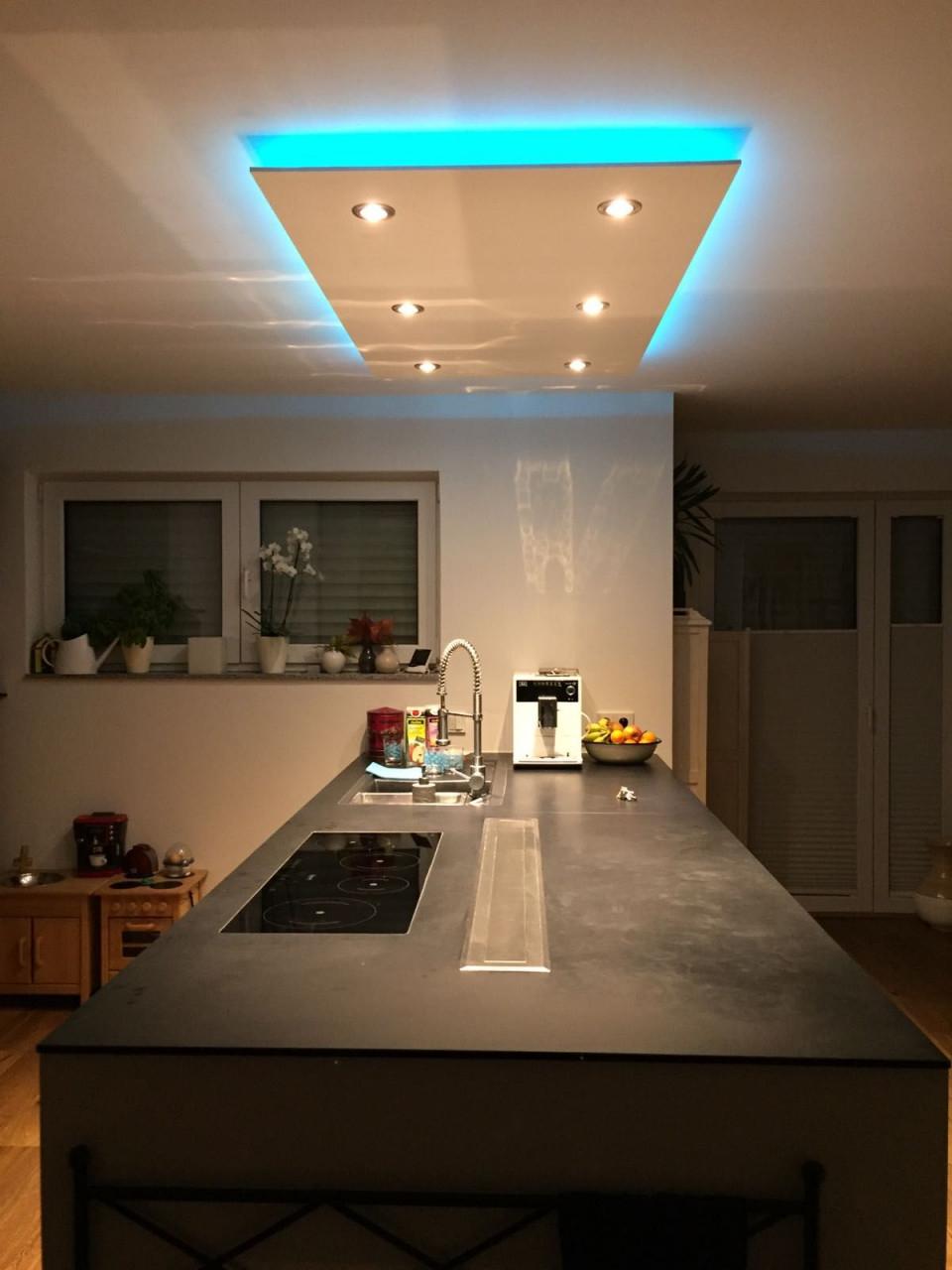 Bildergalerie  ᐅ Lisego Deckensegel  Die Saubere von Lampe Für Wohnzimmer Decke Photo