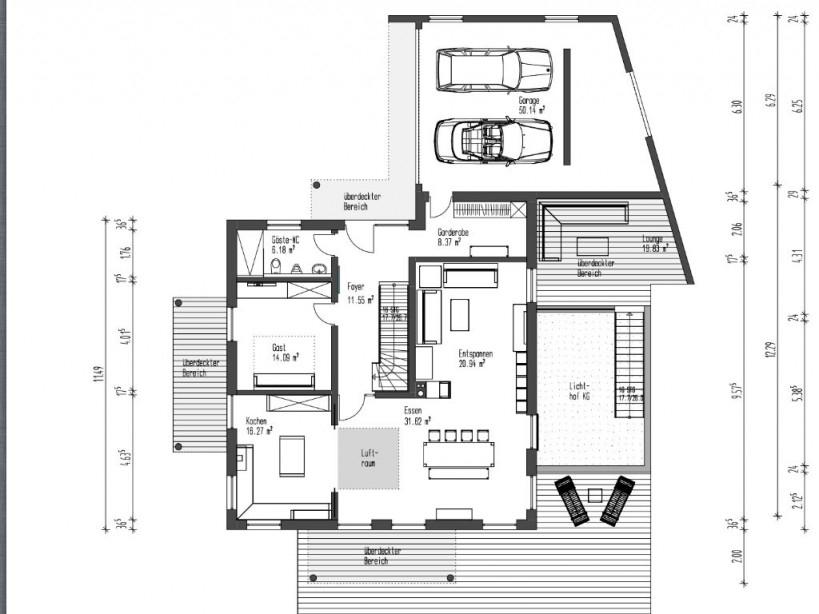 Bildergebnis Für Grundriss Wohnzimmer Lform  Grundriss von Wohnzimmer L Form Einrichten Photo