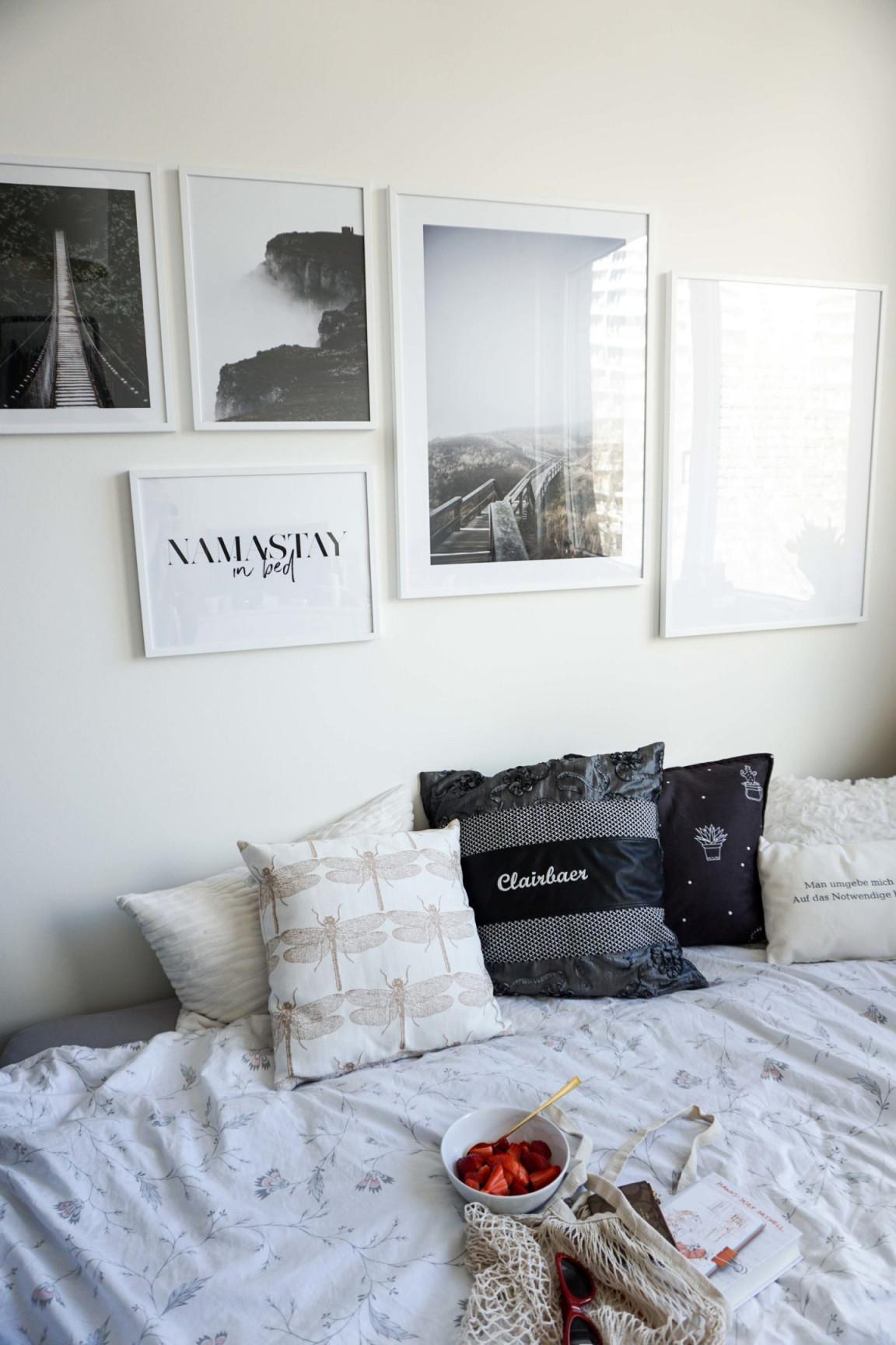 Bilderwand Gestalten Tipps Und Ideen Für Bilderwände von Fotowand Ideen Wohnzimmer Photo