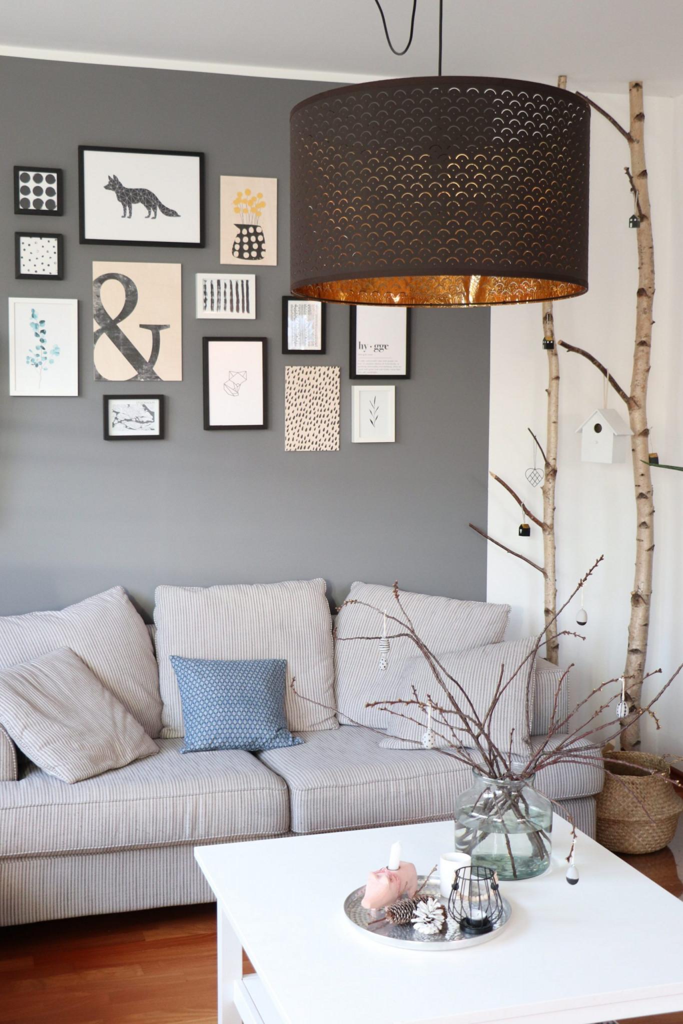 Bilderwand Ideen Wohnzimmer  Lavendelblog von Ideen Bilder Wohnzimmer Bild