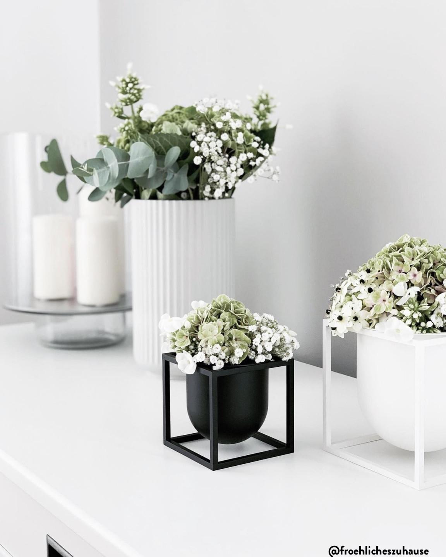 Blumen  Vasen  Indoorpflanzen Dekor Blumen Vase von Blumen Deko Wohnzimmer Photo