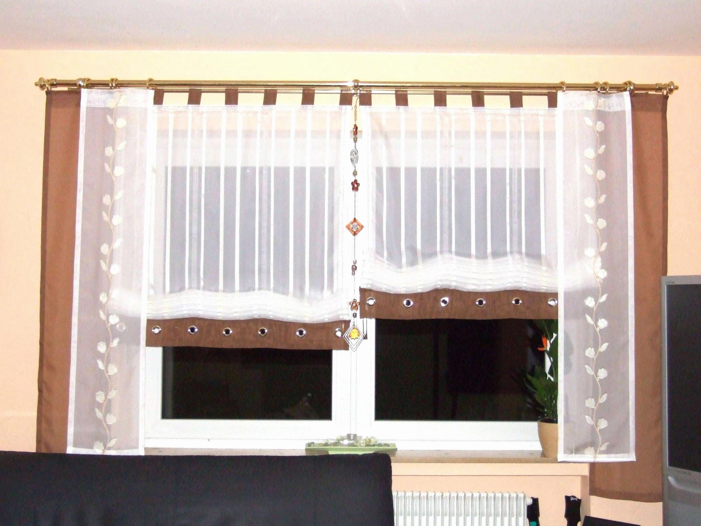 Bogen Gardinen Wohnzimmer Elegant Fertige Gardinen Für von Wohnzimmer Gardinen Mit Bogen Bild