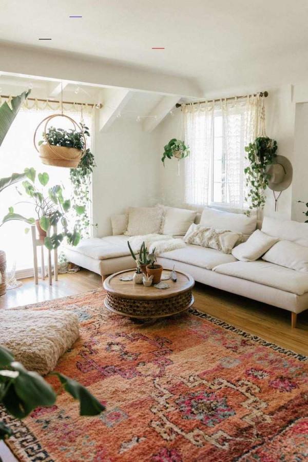 Boho Wohnzimmer Einrichtungstipps  Viele Tolle Ideen von Wohnzimmer Ideen Boho Bild
