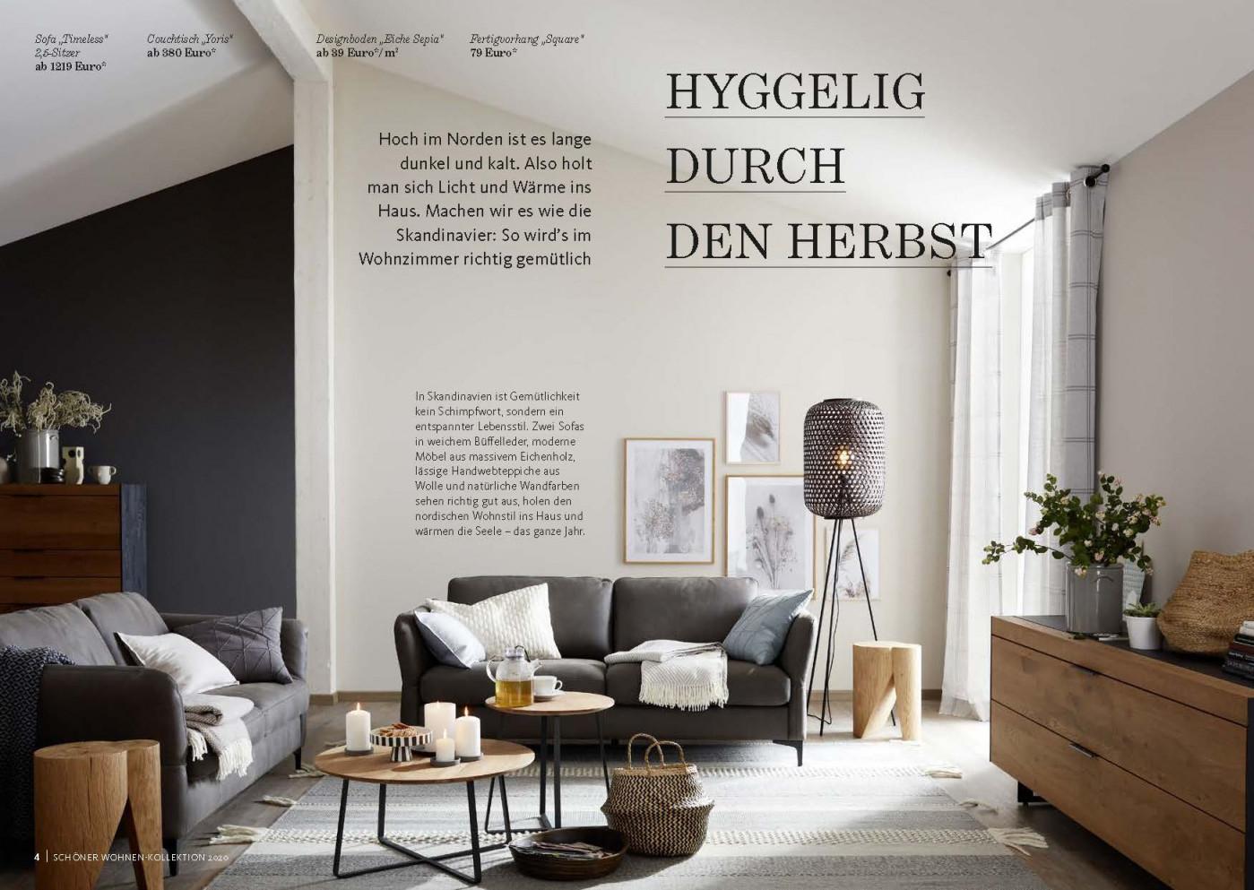 Broschüreinspirationwohnen  Schöner Wohnen Kollektion von Schöner Wohnen Ideen Wohnzimmer Bild