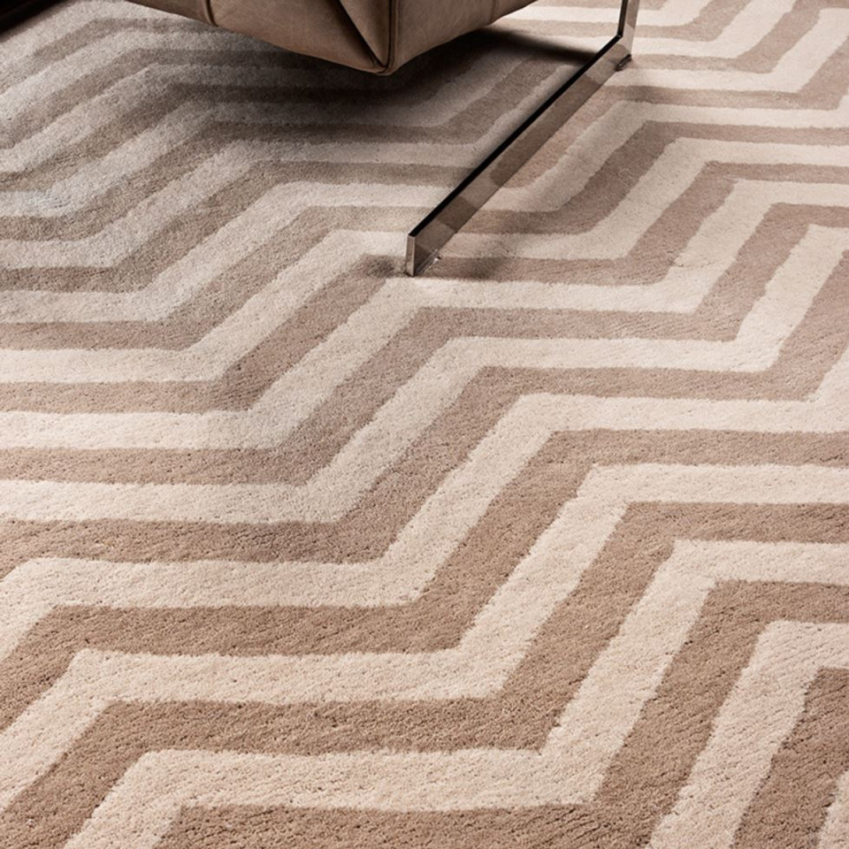 Casa Padrino Luxus Wohnzimmer Teppich Beige 200 X 300 Cm  Hotel Kollektion von Wohnzimmer Teppich 200X300 Bild