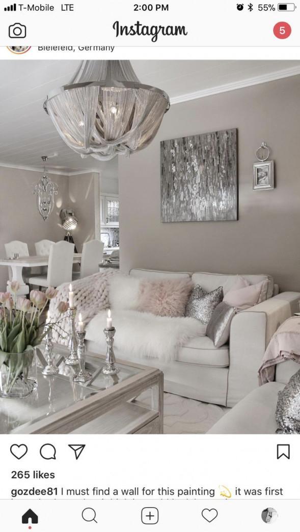 Διακοσμηση Cutehomedecorationsapartments Διακοσμηση von Deko Mobile Wohnzimmer Bild