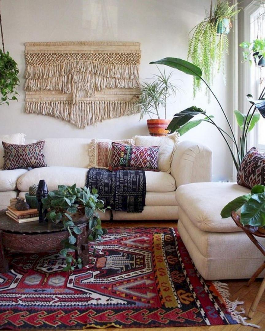 Chic Bohemian Decoration Salonbohemechic  Комната В von Sommer Deko Wohnzimmer Photo
