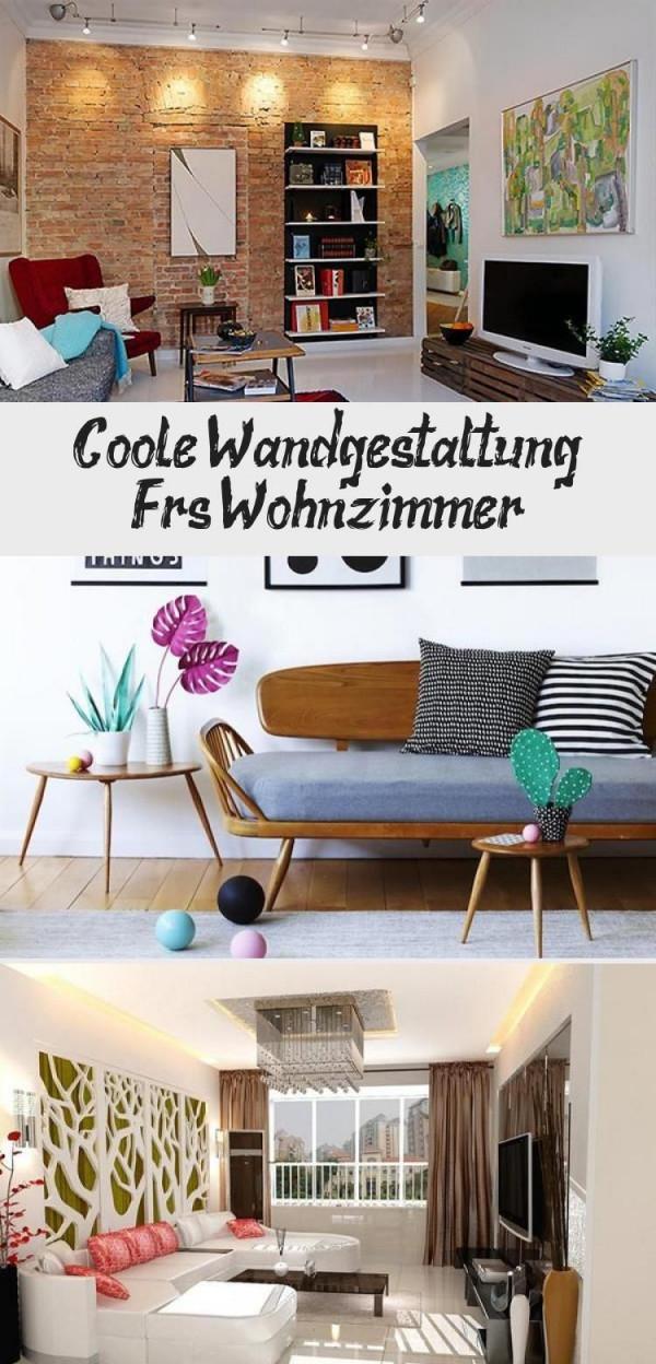 Coole Wandgestaltung Fürs Wohnzimmer In 2020  Home Decor von Coole Bilder Fürs Wohnzimmer Bild