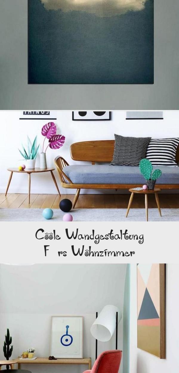 Coole Wandgestaltung Fürs Wohnzimmer  Wandgestaltung von Coole Bilder Fürs Wohnzimmer Photo