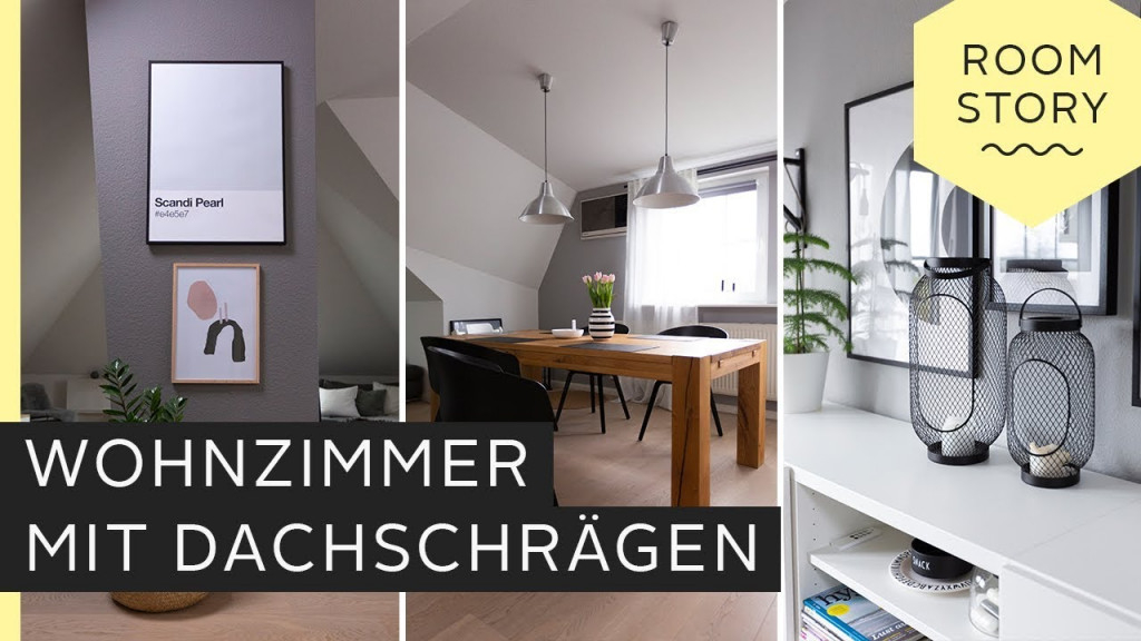 Dachschräge Einrichten  Stauraum Und Gestaltung  Otto von Wohnzimmer Dachschräge Einrichten Bild