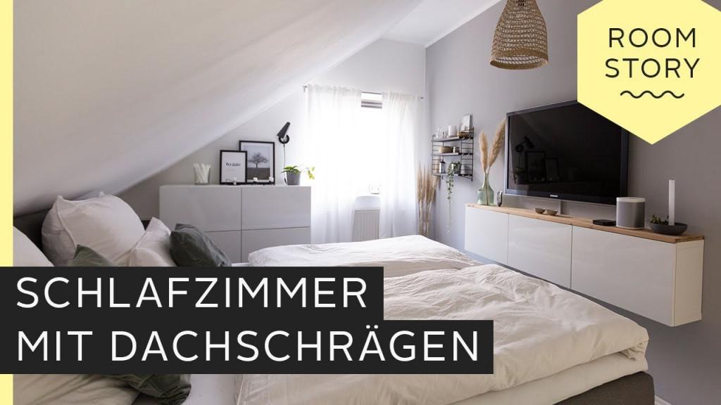 Dachschräge Einrichten  Stauraum Und Gestaltung  Otto von Wohnzimmer Mit Dachschräge Einrichten Bild